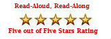 RARA Five Star Rating Red