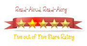 RARA five out of five stars rating banner