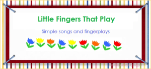 graphic little fingers that play