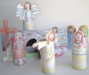 Religious Easter Craft for Children