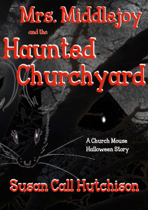 Mrs. Middlejoy and the Haunted Churchyard free through 2 November in the Amazon Kindle Store